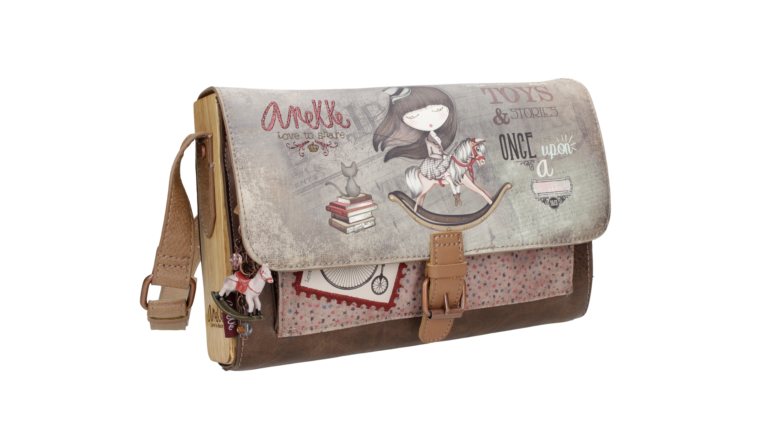 Anekke Stories - Crossbody kabelka 25813-3