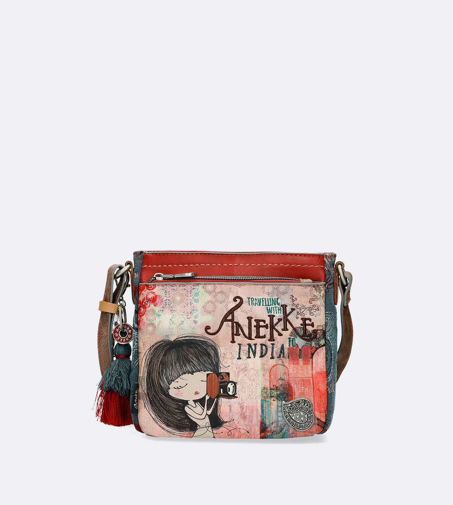 Anekke India - Crossbody kabelka 28871-46