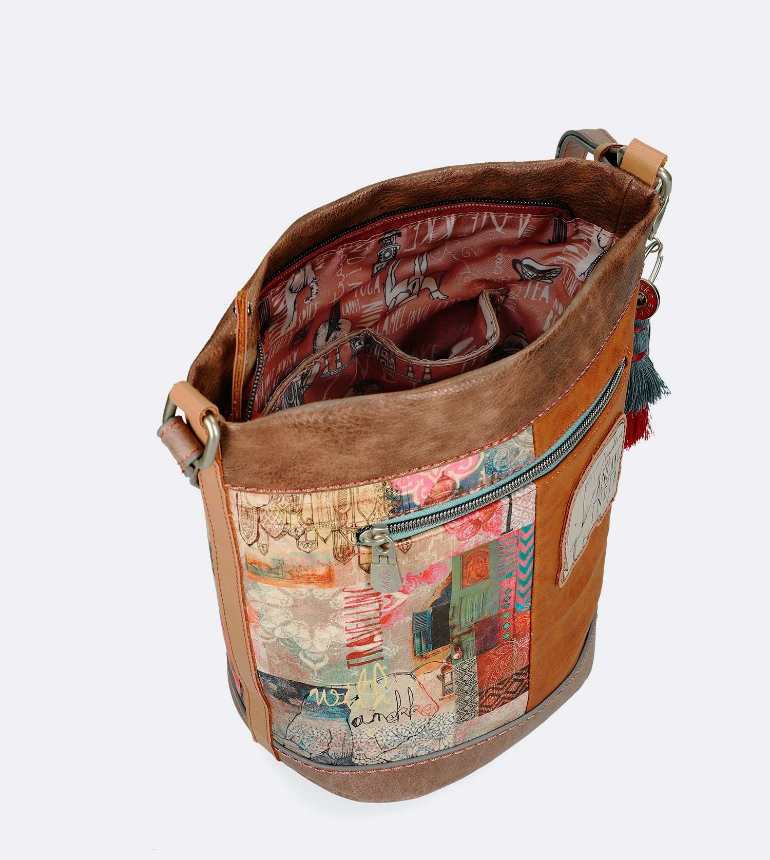 Anekke India - Crossbody kabelka 28872-41