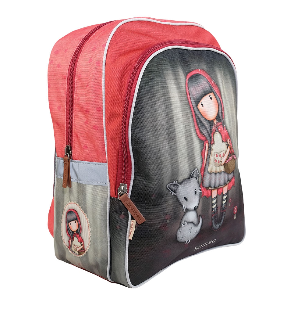 Santoro Gorjuss - Little Red Riding Hood - Batoh G4193018