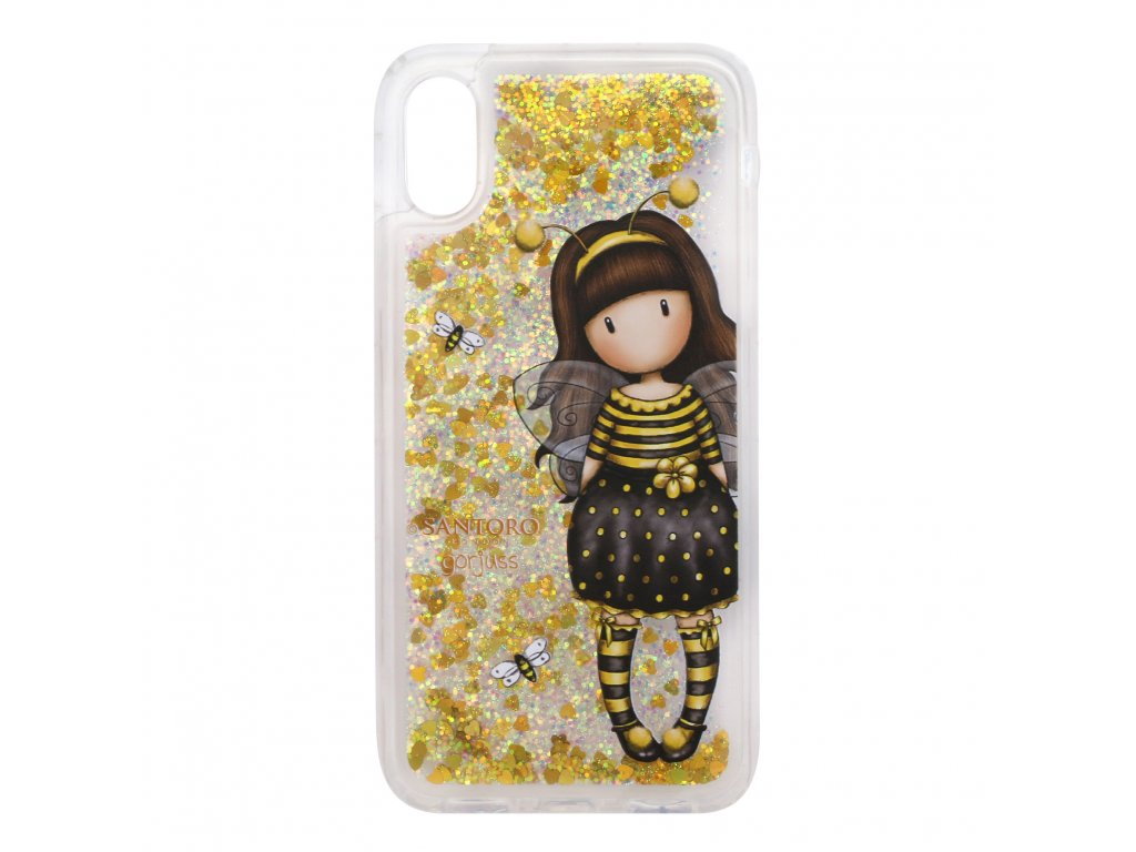 Santoro Gorjuss - Bee Loved - Obal na mobil 977GJ01