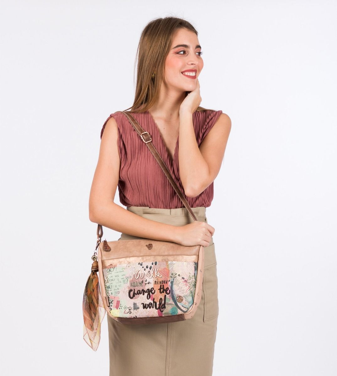 Anekke Jungle - Crossbody kabelka 30712-50