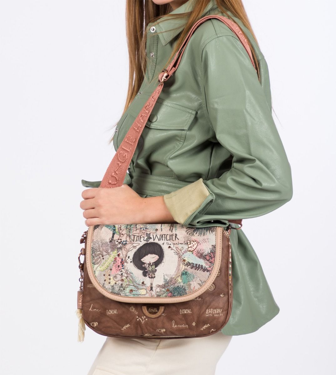 Anekke Jungle - Crossbody kabelka 30713-27